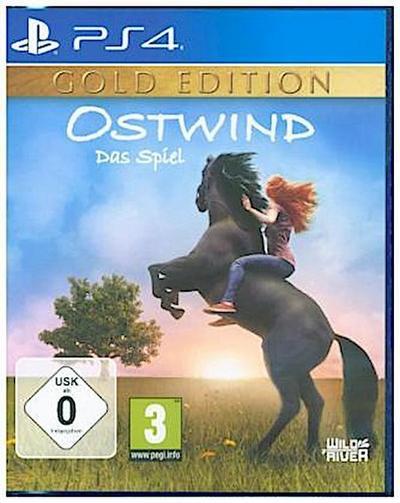 Ostwind, Das Spiel, 1 PS4-Blu-ray Disc (Gold Edition)