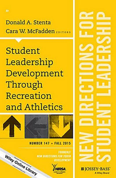 Student Leadership Development Through Recreation and Athletics