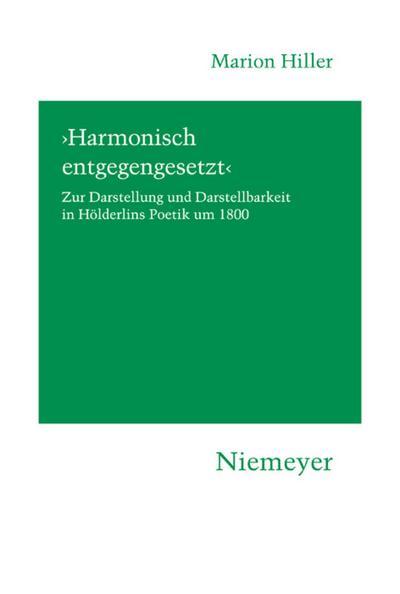 'Harmonisch entgegengesetzt'