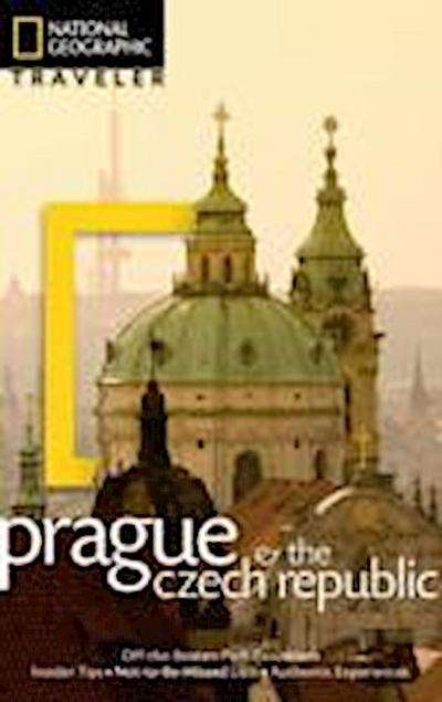 National Geographic Traveler: Prague and the Czech Republic, 2nd Edition (National Geographic Traveler Prague & the Czech Republic) - National Geographic - Taschenbuch, Englisch, Stephen Brook, ,