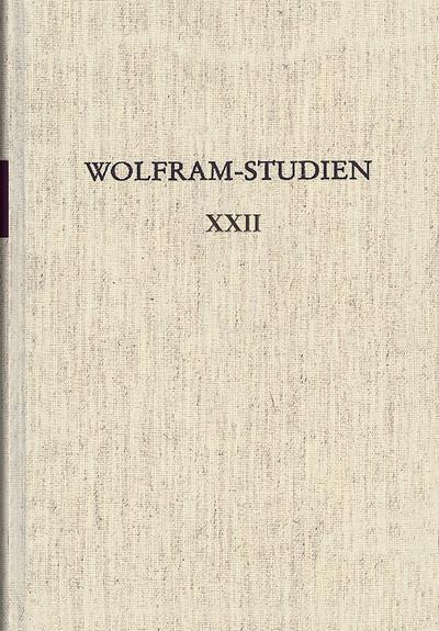 Wolfram-Studien XXII