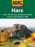 ADAC Wanderführer Harz   ; ADAC Wanderführer; ...