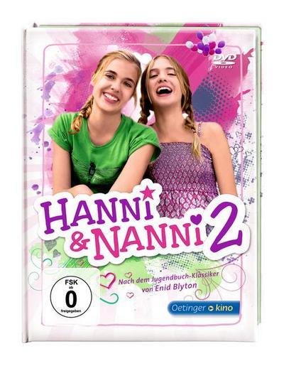 Hanni & Nanni 2 (DVD); Spielfilm   ; Regie: von Heinz, Julia; Deutsch