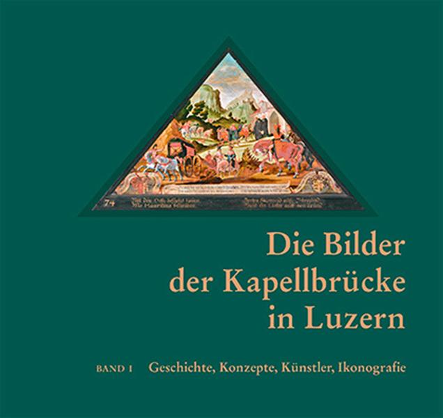 Die Bilder der Luzerner Kapellbrücke 2 Bände, Heinz Horat