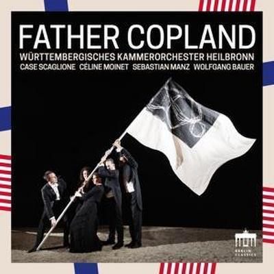 Father Copland, 1 Audio-CD