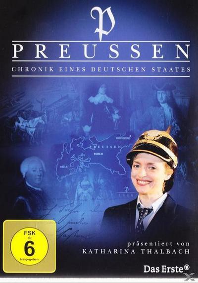Preußen - Chronik eines deutschen Staates [2 DVDs]