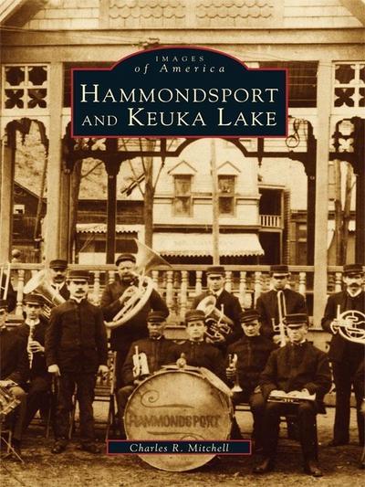 Hammondsport and Keuka Lake