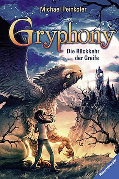 Gryphony 3: Die Rückkehr der Greife; Ill. v. Vogt, Helge; Deutsch; mit schw.-w. Ill.