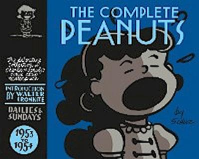 The Complete Peanuts 1953-1954