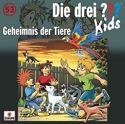 053/Geheimnis Der Tiere
