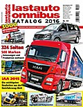 Lastauto Omnibus-Katalog 2016; Deutsch; 1000  ...
