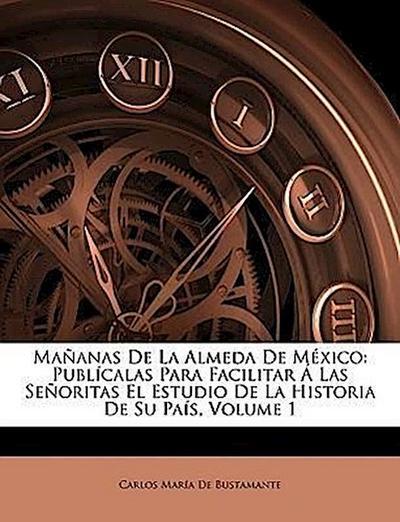 Mañanas De La Almeda De México: Publícalas Para Facilitar Á Las Señoritas El Estudio De La Historia De Su País, Volume 1