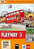 Playway ab Klasse 1. 3. Schuljahr. DVD