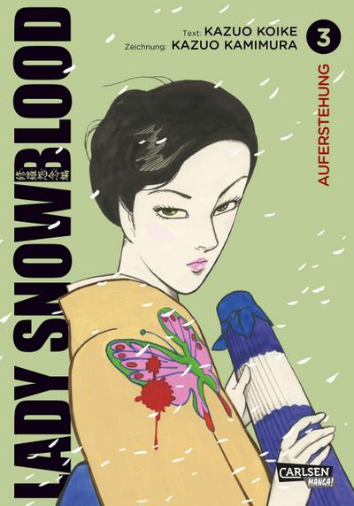 Lady Snowblood (Neuedition) 3