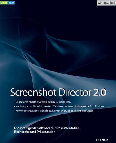 Screenshot Maker 2.0, CD-ROM