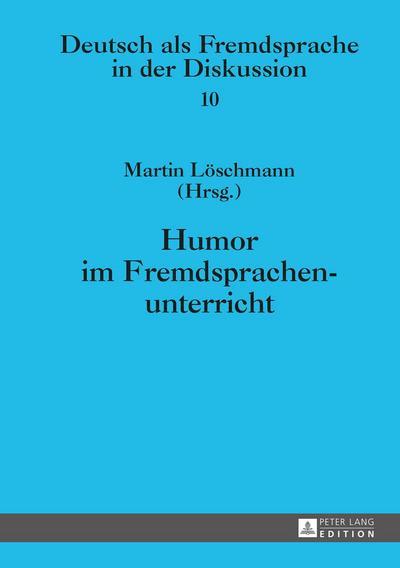 Humor im Fremdsprachenunterricht