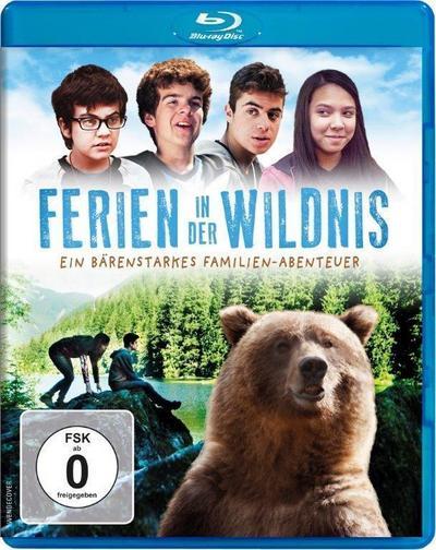 Ferien in der Wildnis - Ein bärenstarkes Familien-Abenteuer