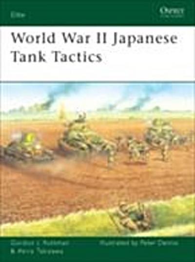 World War II Japanese Tank Tactics
