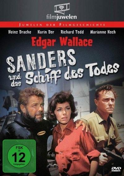 Edgar Wallace: Sanders und das Schiff des Todes. DVD