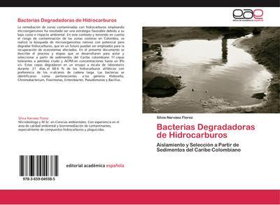 Bacterias Degradadoras de Hidrocarburos