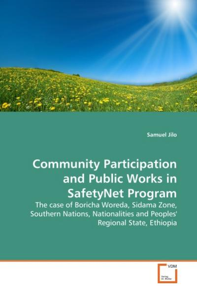 Community Participation and Public Works in SafetyNet Program