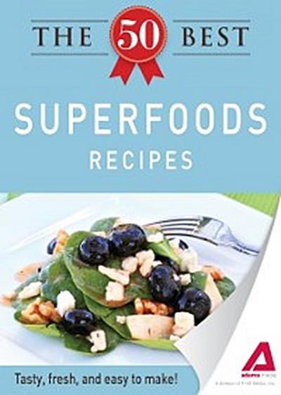 50 Best Superfoods Recipes