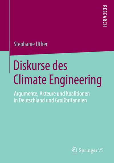 Diskurse des Climate Engineering