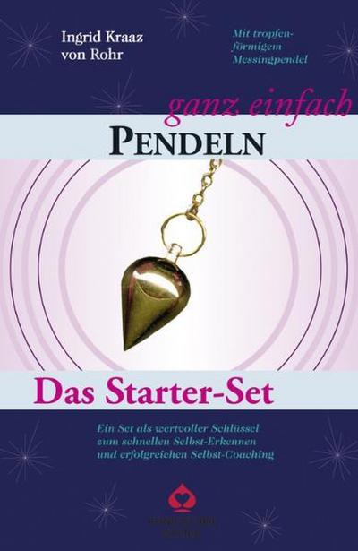 Pendeln - Ganz einfach: Das Starter-Set mit Buch und Pendel