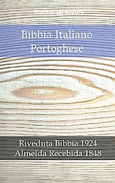 Bibbia Italiano Portoghese