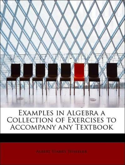 Examples in Algebra a Collection of Exercises to Accompany any Textbook