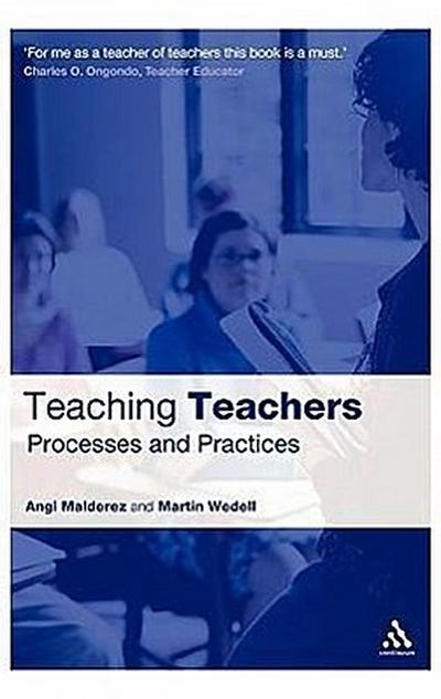 Teaching Teachers