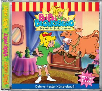 Bibi Blocksberg 006. Die Kuh im Schlafzimmer