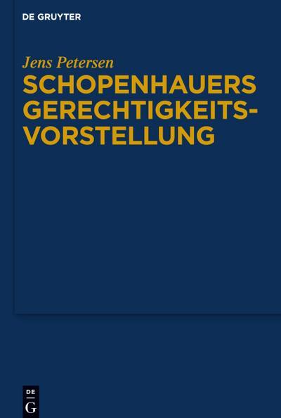 Schopenhauers Gerechtigkeitsvorstellung