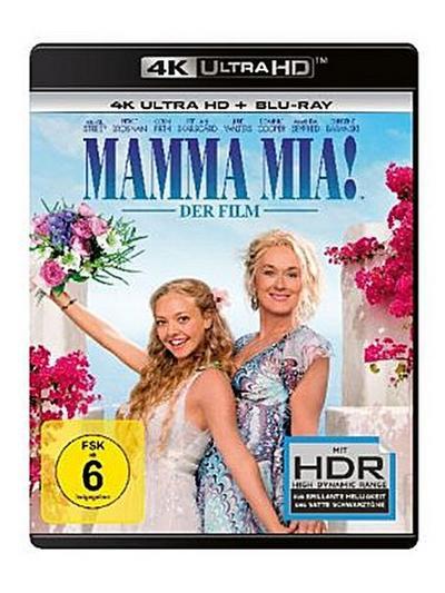 Mamma Mia! 4K, 2 UHD-Blu-ray