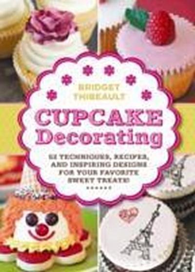 Cupcake Decorating [Mini Book]