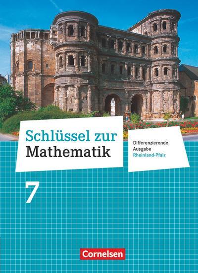 Schlüssel zur Mathematik - Differenzierende Ausgabe Rheinland-Pfalz