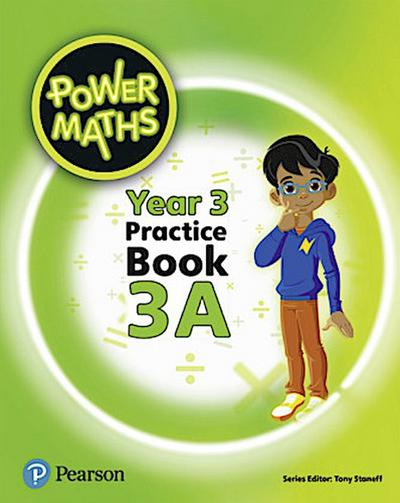 Power Maths Year 3 Pupil Practice Book 3A