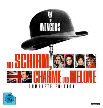 Mit Schirm, Charme und Melone. Complete Edition