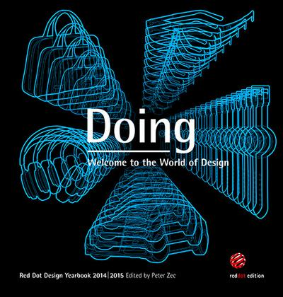 Red Dot Design Yearbook 2014/2015: Doing