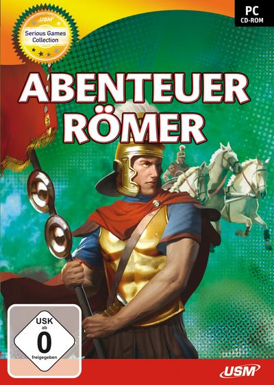 Serious Games - Abenteuer Römer