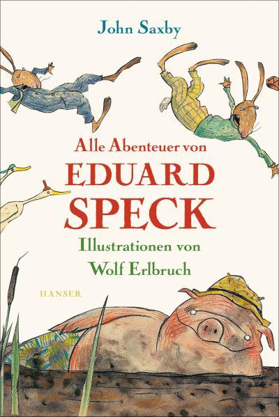 Alle Abenteuer von Eduard Speck