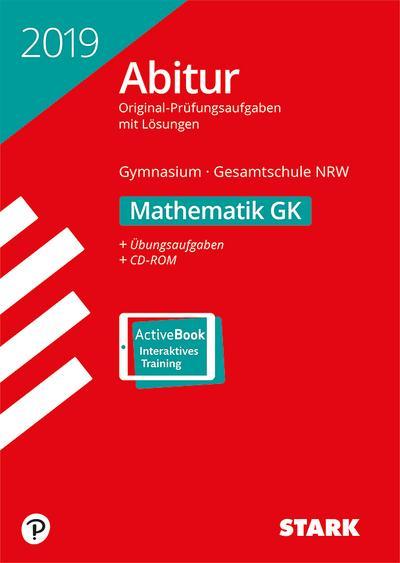 STARK Abiturprüfung NRW 2019 - Mathematik GK