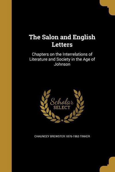 SALON & ENGLISH LETTERS