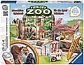 tiptoi® Tier-Set Zoo, tiptoi Spielfigur mit Steuerungskarte