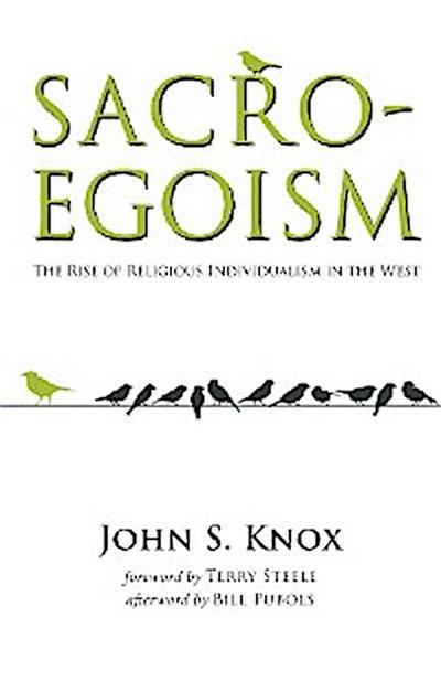 Sacro-Egoism