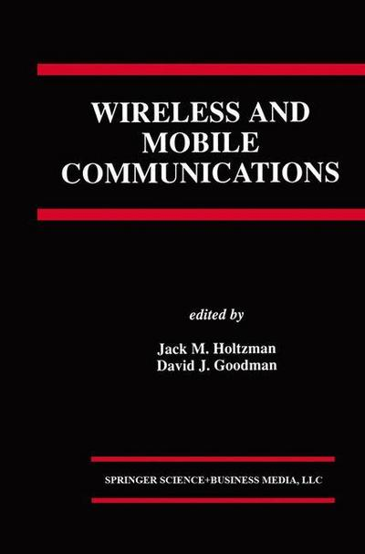 Wireless and Mobile Communications