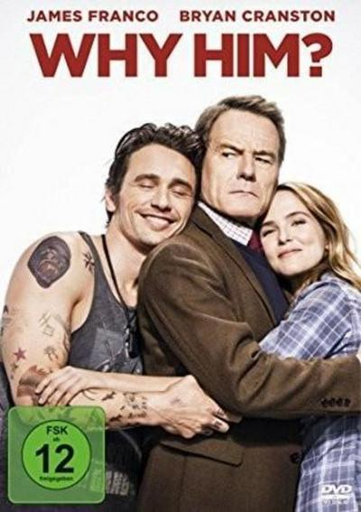 Why Him?, 1 DVD