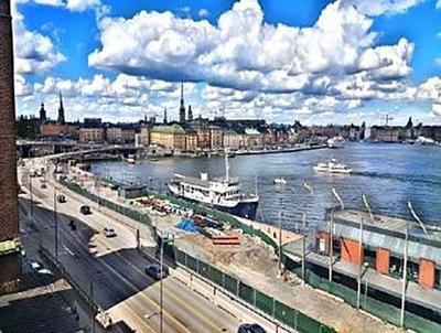 Stockholm - 500 Teile (Puzzle)