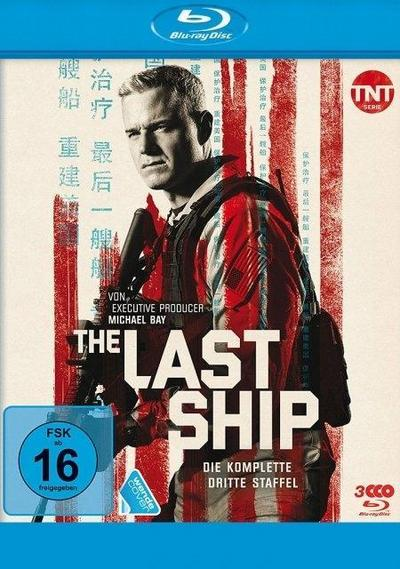 The Last Ship - Die komplette dritte Staffel BLU-RAY Box