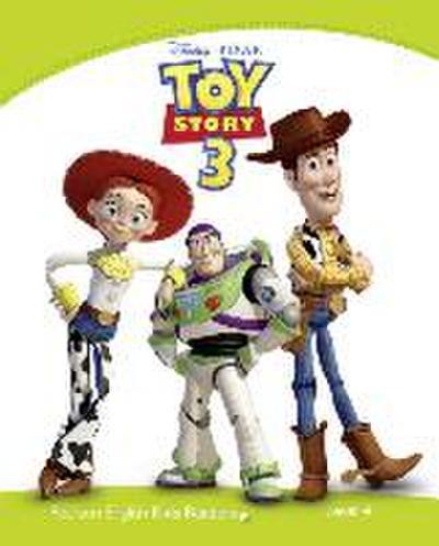 Penguin Kids Level 4. Toy Story 3 (Penguin Kids (Graded Readers))